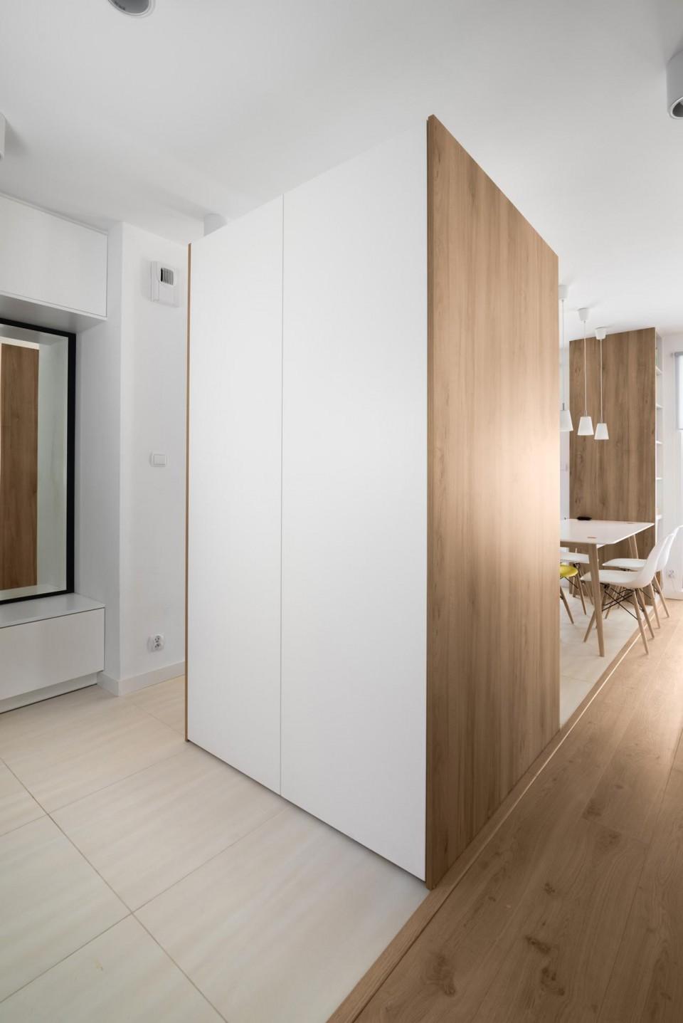 mieszkanie Lublin hol