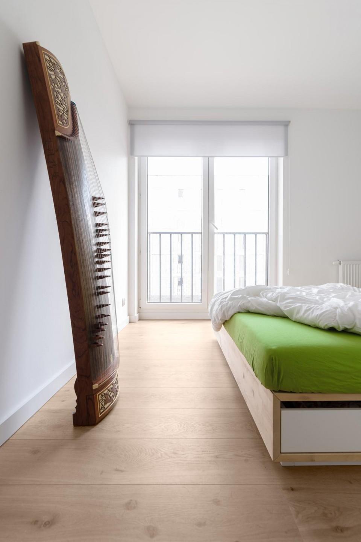 mieszkanie Lublin sypialnia