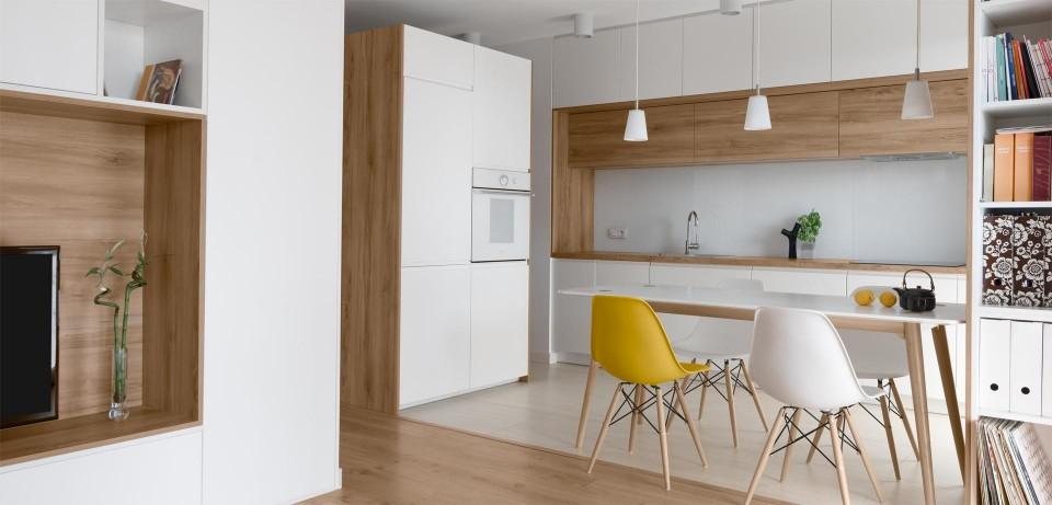 mieszkanie Lublin kuchnia