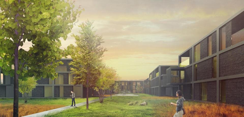 Osiedle mieszkaniowe wrocław