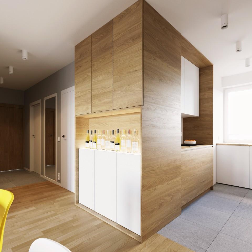 mieszkanie pw kuchnia