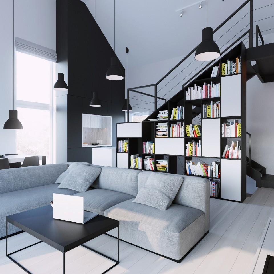 081-architekci-projekt-wnetrz-czarny-dom-lublin-salon_01