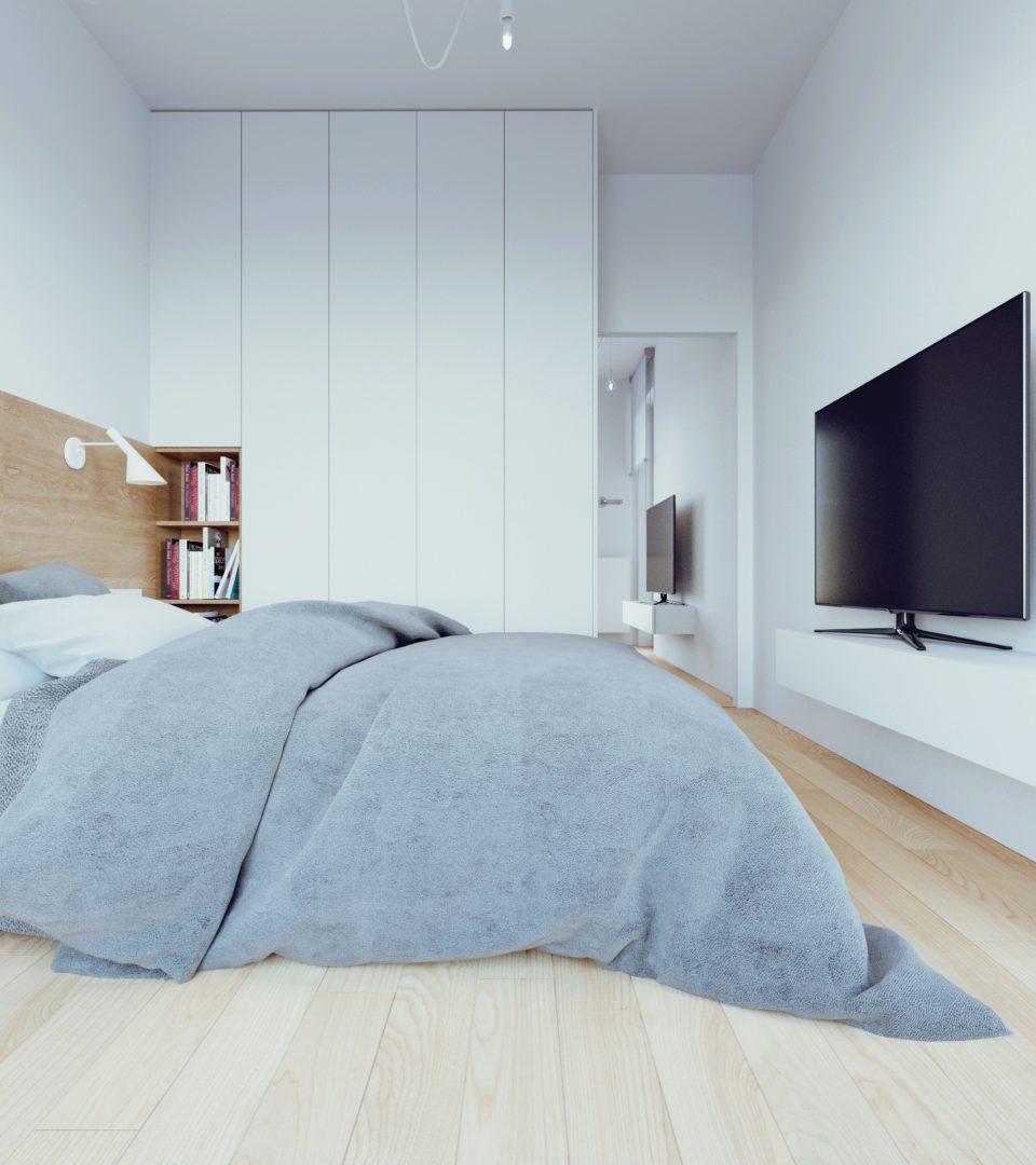 081-architekci-projekt-wnetrz-mieszkanie-gts-gdansk-sypialnia 3
