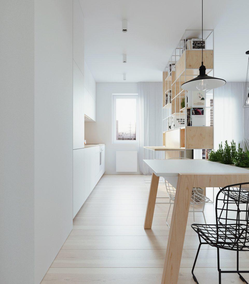 081-architekci-projekt-wnetrz-mieszkanie-ja-warszawa-kuchnia 01