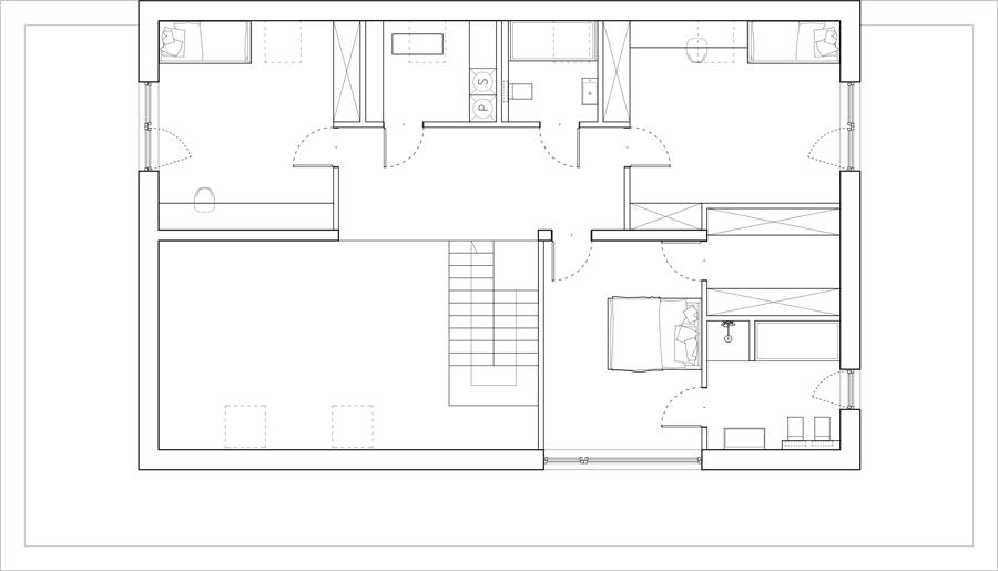081-architekci-projekt-dom-lublin-rzut-pietro