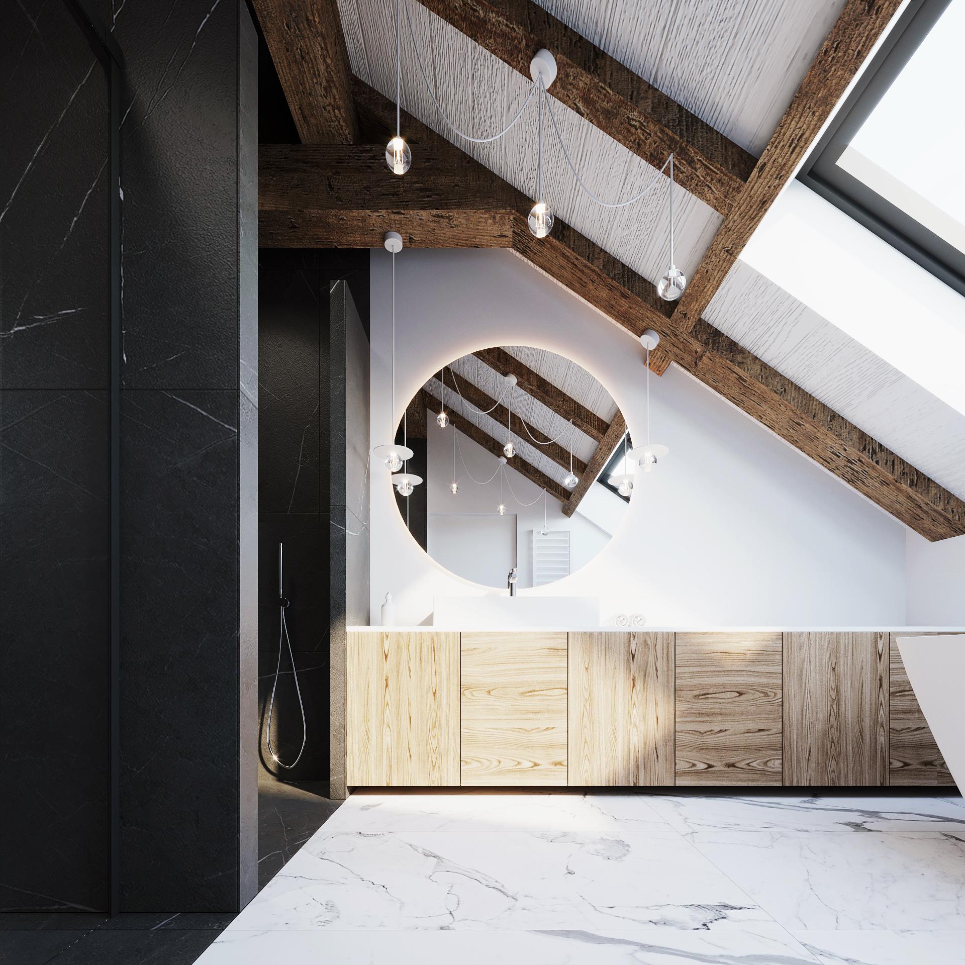 081 Architekci Projekt Wnetrz Was Winterberg Lazienka